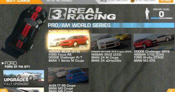 Real Racing 3 Triche Code De Tricherie Pour Ios Android Ou Pc