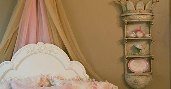 Gold & Pink Princess