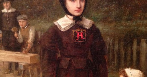 the value of pearl in the scarlet letter by nathaniel hawthorne The scarlet letter by nathaniel hawthorne my rating:  then we have hester's little daughter pearl,  you can take the story at face value,.