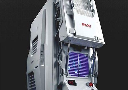 GMC Bulldozer R4 Computer Case | Cool Custom PC Cases ...