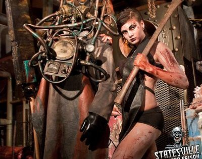 Statesville haunted prison discount coupons