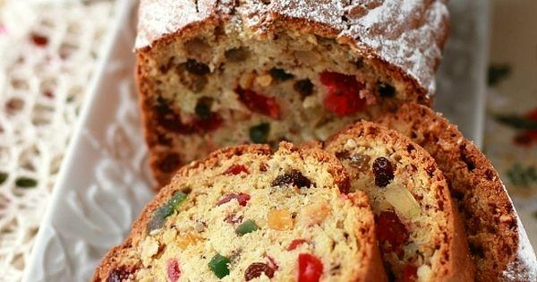 Sweet Fantasies English Fruit Cake Recipe By My