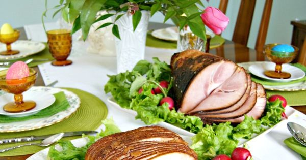 Planning A Traditional Easter Dinner Party Planning