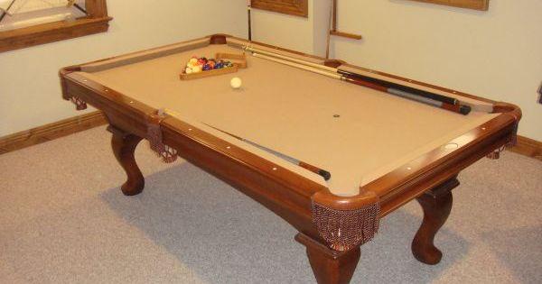 Olhausen Blackhawk Pool Table A6 Olhausen Eclipse Pool Table for sale SOLD | Sold Used Pool Tables ...