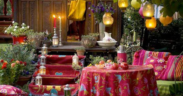 Gypsy Living Room