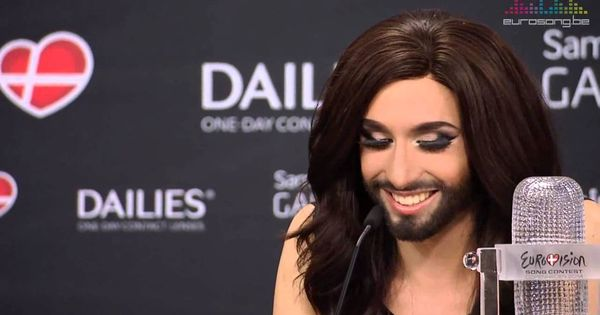 is eurovision 2014 winner male or female