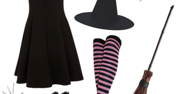 Tuesday Ten: Halloween witch Costume Idea