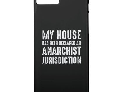 House Has Been Declared An Anarchist Jurisdiction Case Mate Iphone Case Zazzle Com Iphone Cases Custom Case Case