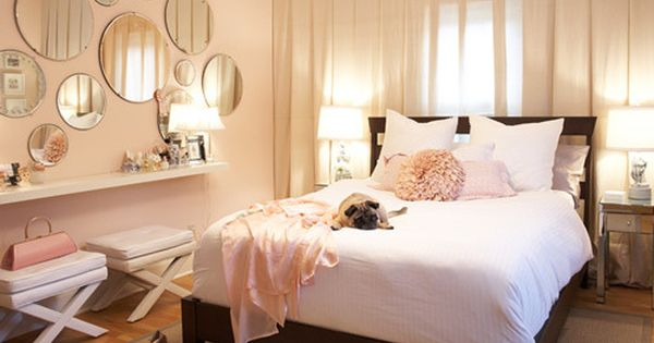 Fabulous adult girl bedroom rooms pinterest for Dormitorio de ensueno