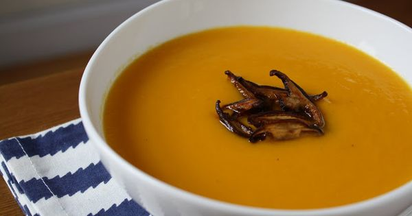 Parsnip soup, Soups and Carrots on Pinterest
