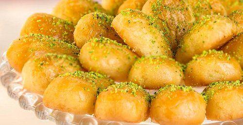 طريقة عمل رموش الست اطيب الحلويات الشرقية طريقة Recipe Arabic Sweets Recipes Arabic Food Cooking Recipes