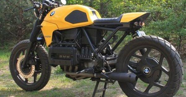 Bmw K75 Cafe Racer Mozliwa Zamiana 6831679487 Oficjalne Archiwum Allegro Bmw Cafe Racer Bmw K100 Bmw