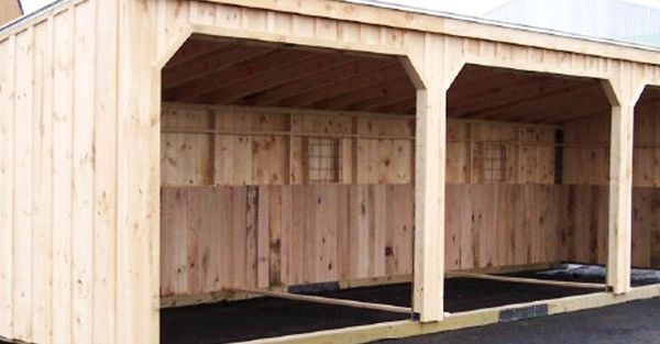 Tractor garage plans google search tractor shed for Tractor garage plans