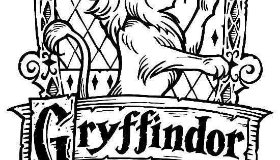 gryffindor colouring pages - Google Search | colouring ...