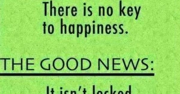 There Is No Key To Happiness My Search For Inner Peace