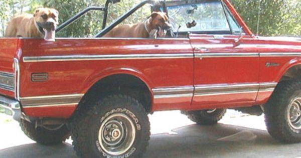 Vwvortex Com The Convertible Open Air Truck Thread Broncos Blazers Scouts Chevy Trucks Trucks K5 Blazer