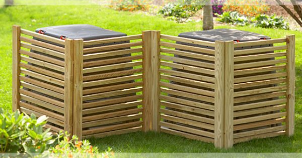 Diy Compost Bin Screens Or Any Thing Unsightly You Want To Cover Like An Air Conditioner Compost How To Make Compost Curb Appeal