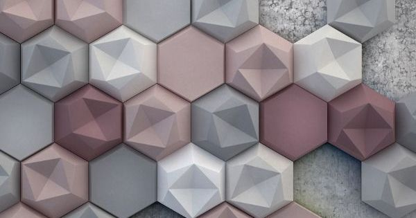 Edgy Asymmetrical Surfaces And Soft Colours New Kaza