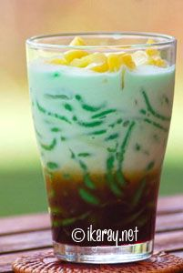 Resep Masakan Indonesia Authentic Indonesian Recipes Es Dawet Cendol Resep Masakan Indonesia Resep Masakan