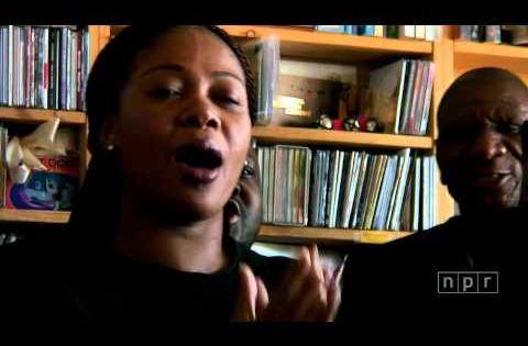Soweto Gospel Choir Npr Music Tiny Desk Concert Gospel Choir Choir Women In Music