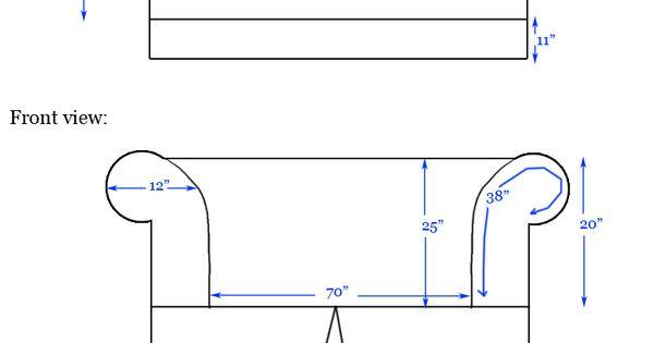 DIY Slipcover: tutorial
