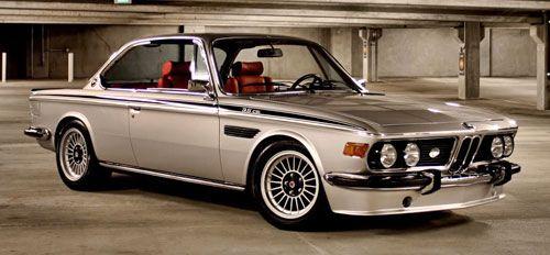 Bmw E9 Coupe 3 0csl Silver Alpina Wheels Rims Bmw E9 Bmw Bmw