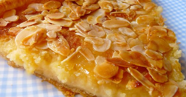 Lindsey Shere's Legendary Almond Tart Recipe — Dishmaps