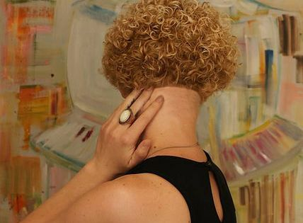 Tight Perm with nape shaved high by thepermfirm on Flickr ...