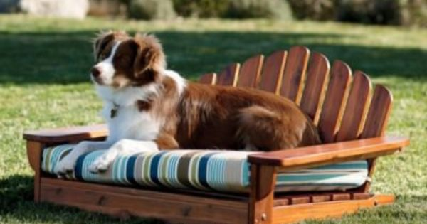 Adirondack Collection Outdoor Adirondack Pet Bed The Company Store On Wanelo Outdoor Dog Bed Diy Dog Bed Outdoor Pet Bed