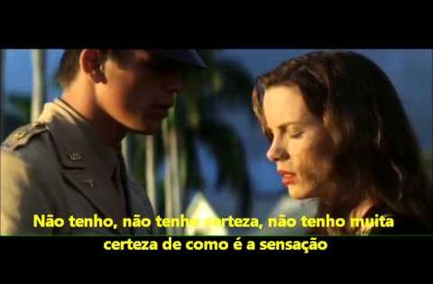 Silverchair Miss You Love Traducao Pearl Harbor Filme