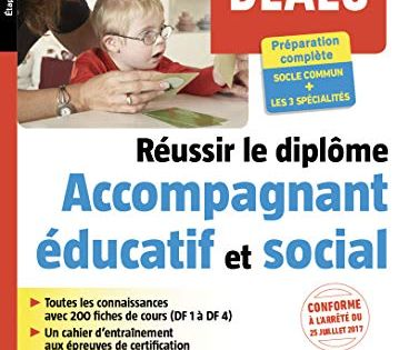 Libre Reussir Le Diplome D Accompagnant Educatif Et Social Deaes 2018 Pdf Livre Ebook France Par Broche Fr In 2020 Books To Read This Book Good Books