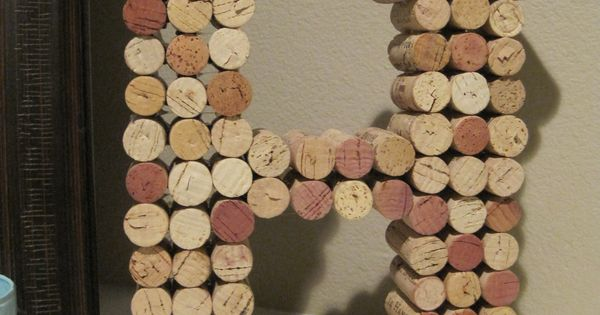 Wine cork idea