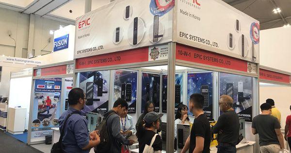 Epic Indobuildtech Epic Systems Digital Door Lock Epic