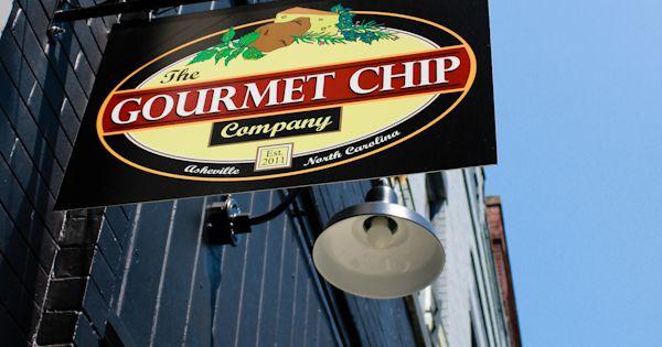 Napa style, Asheville and Potato chips on Pinterest