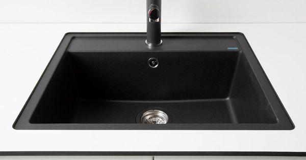 blanco dalago 6 silgranit antrazit diskhoar pinterest k k och inspiration. Black Bedroom Furniture Sets. Home Design Ideas
