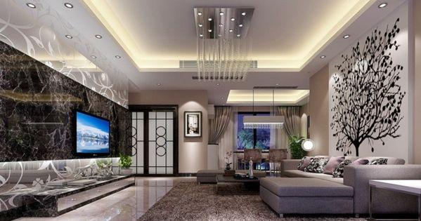 indirekte beleuchtung wohnzimmer led beleuchtung decke Indirekte - indirektes licht wohnzimmer