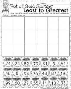 March First Grade Worksheets Planning Playtime First Grade Worksheets First Grade Math Worksheets March Math