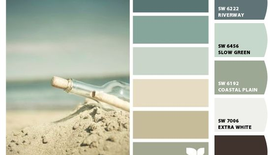 Paint Colors By Sherwin Williams Sw Riverway Sw Slow Home Decor At Repinned Net