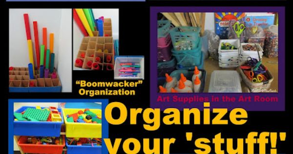 photo of: Classroom organization, teacher organization ideas, shelves in preschool