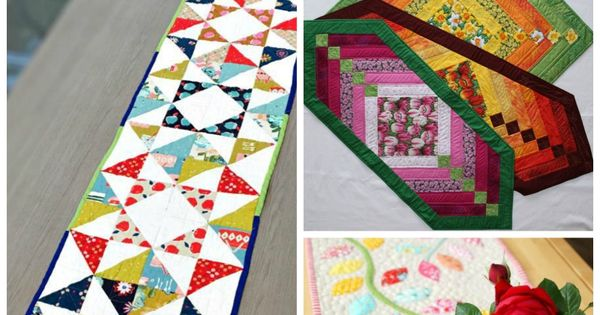 Small Quilted Gift Ideas To Make : 6 Small Quilted Gifts to Make for Anyone on Your List Patterns, Quilted gifts and Room