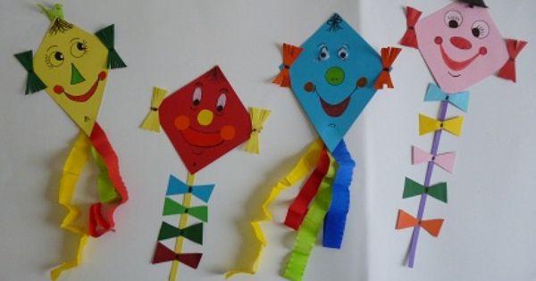 Herbstdeko Fensterbilder : Bastelarbeiten, für Kinder and Form on ...