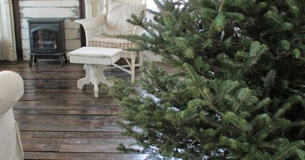 Farmhouse 5540 hand made presents part two christmas - Balsam hill weihnachtsbaum ...