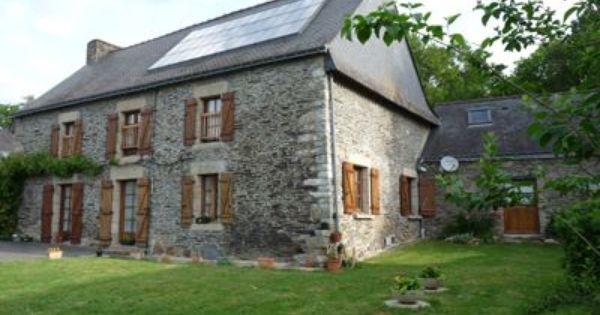 Vente Proprietes Avec Chambres D Hotes Ou Gite En Bretagne Gite Bretagne Maison Style Maison D Hotes