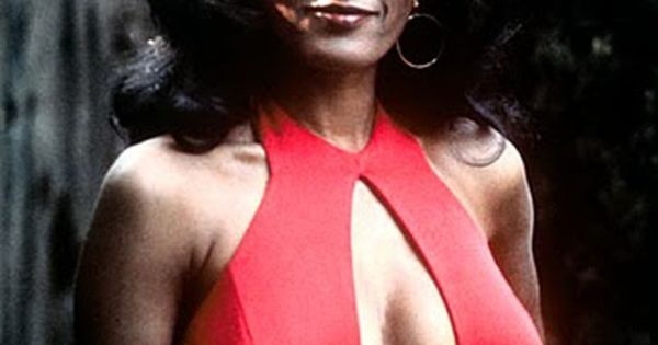 Criticising write Pam grier sexy red variant