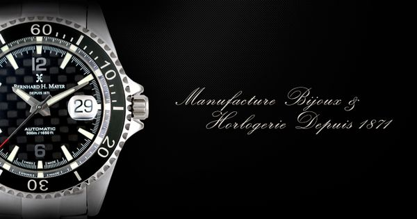 Luxury Watches From Bernhard H Mayer Are Gifts Anyone