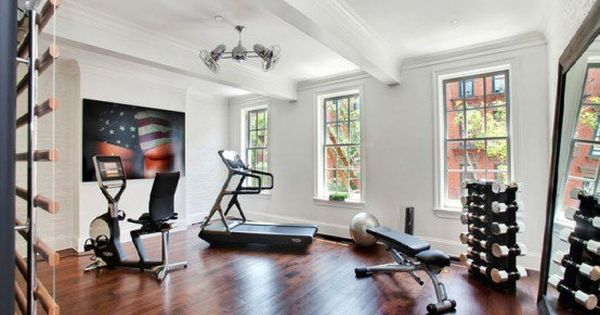 Home gym ideas  58 Awesome Ideas For Your Home Gym. It's Time For Workout