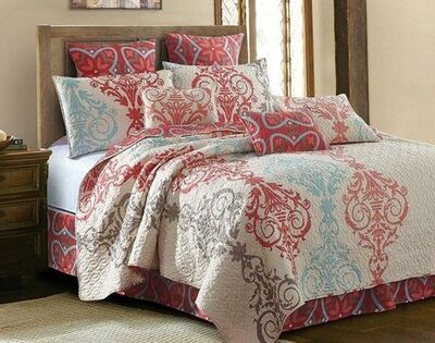 Red Barrel Studio Alleman Quilt Set Wayfair Ca Beautiful Bedding Sets Quilt Sets Home Decor