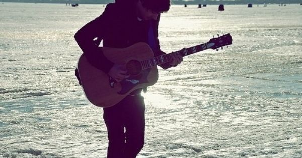 Guitar Ocean Oh My Inspirational Pictures Music Images Music