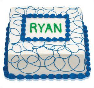 Baskin Robbins Frame Cake Cake Frame Baskin Robbins Cake