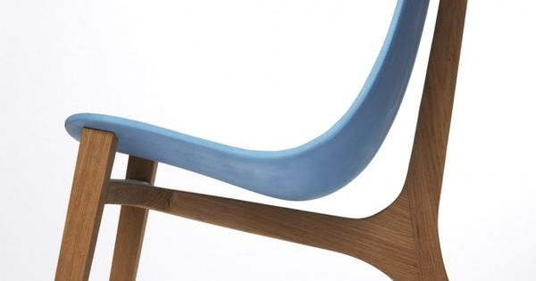 baby blue chair by paul venaille moco vote seating pinterest baby blue blue and chairs. Black Bedroom Furniture Sets. Home Design Ideas
